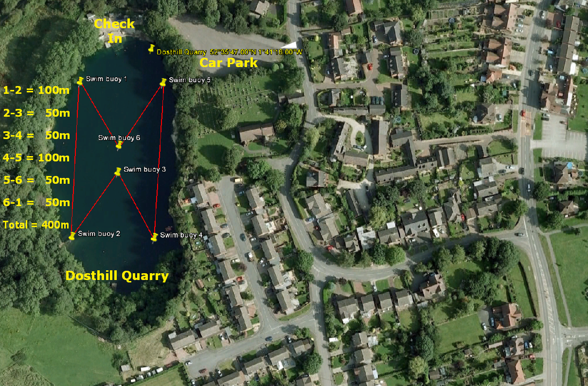 Outdoor Swimming | Dosthill Quarry